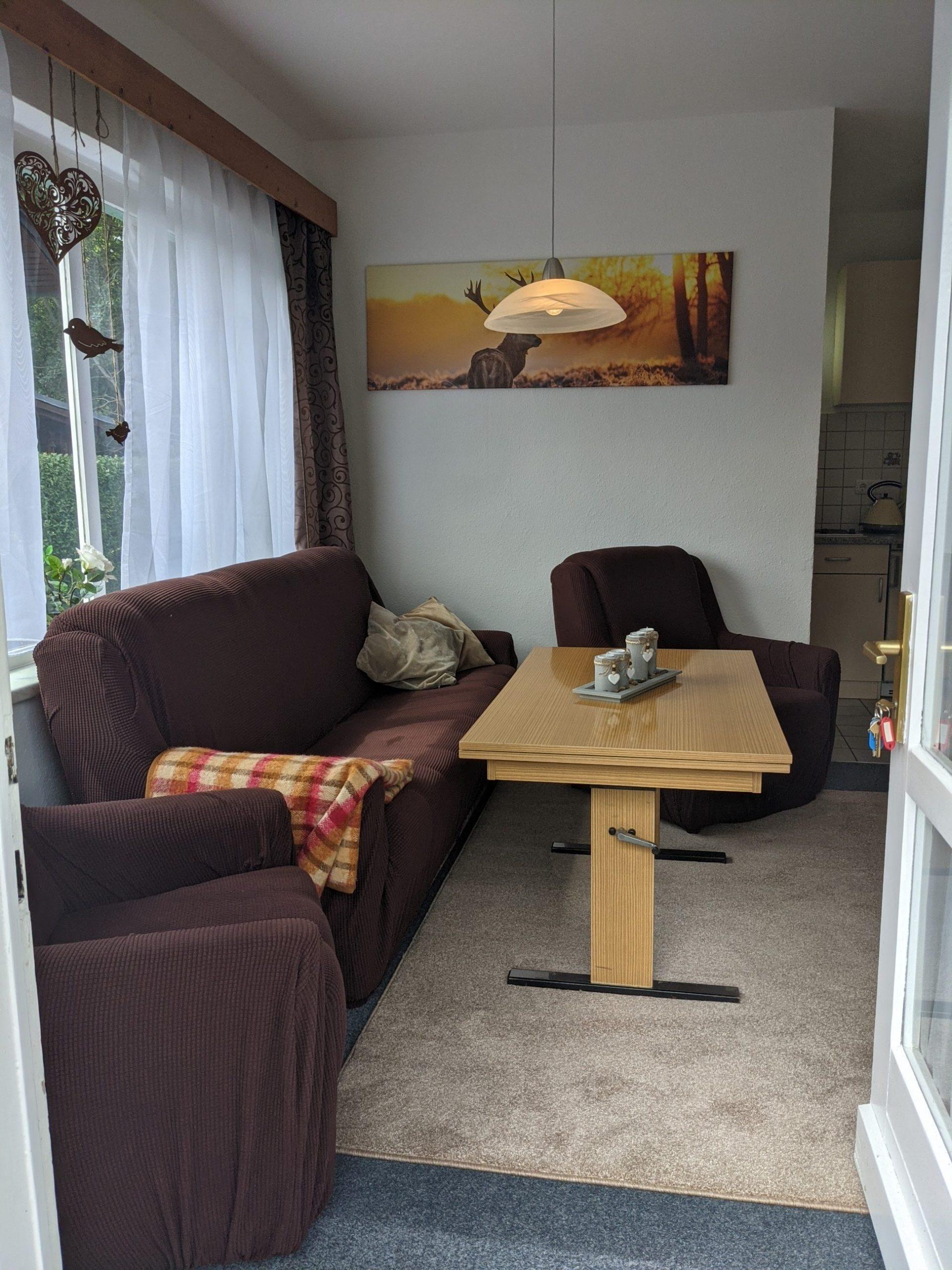 Wohlfühlbereich Sitzecke Couch