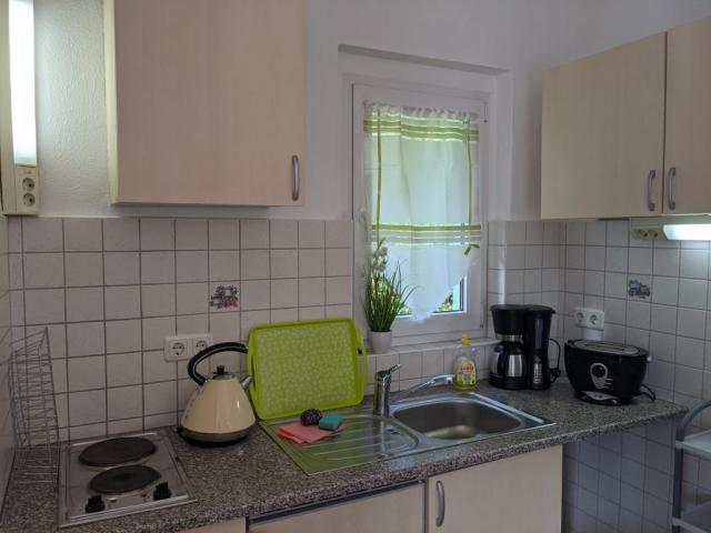 Küche Wasserkocher
