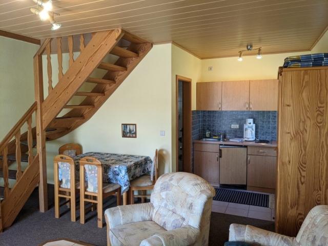 Treppe Küche