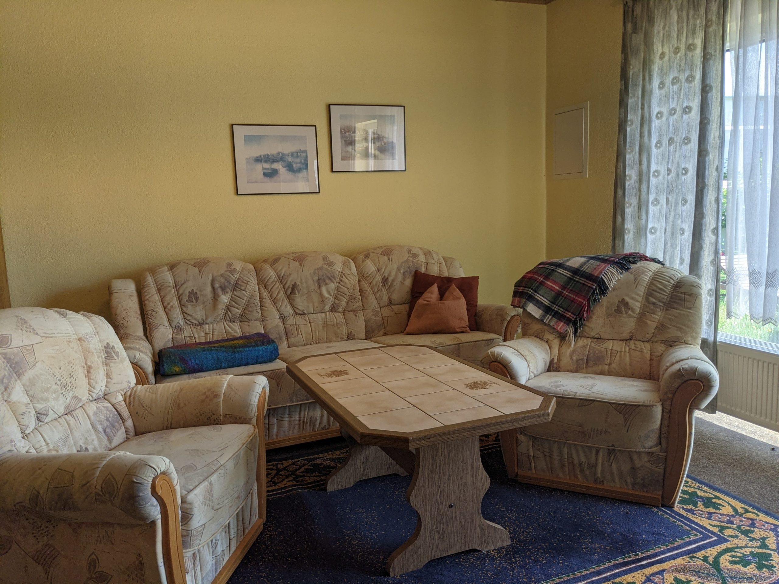 Couch Wohlfühlbereich Sitzecke