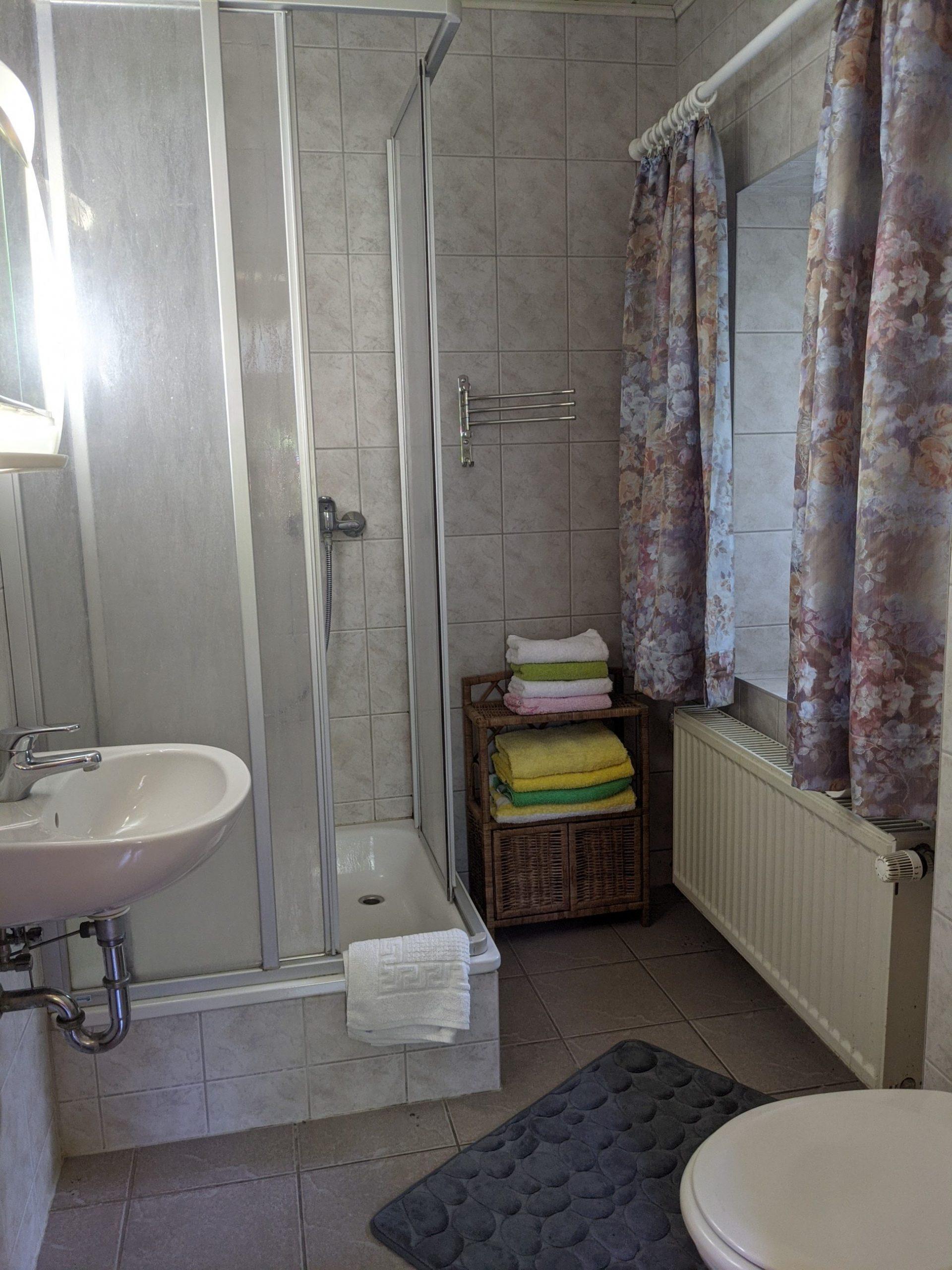 Bad Dusche Waschbecken